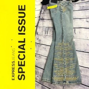 Express Special Issue Vintage Mom Jeans